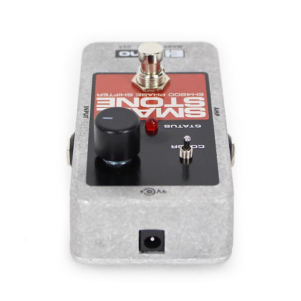 electro harmonix nano small stone phase shifter pedal reverb. Black Bedroom Furniture Sets. Home Design Ideas