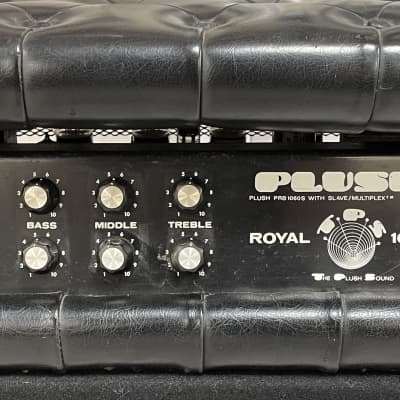Used Plush Royal 1060-S Amp Head TSS30 for sale