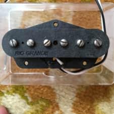 Rio Grande Dirty Harry telecaster bridge pickup 2015 Black screws and spacers included