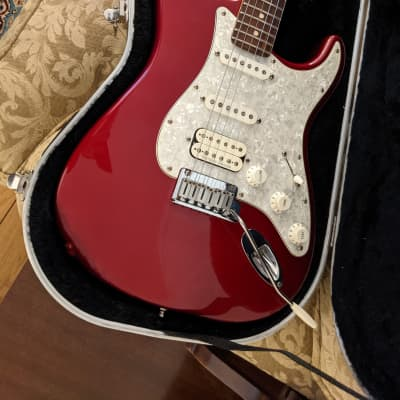 Fender Fat Strat Stratocaster Texas Special USA HSS Superstrat for sale