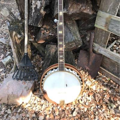 Aria Ariana 1970's Banjo for sale