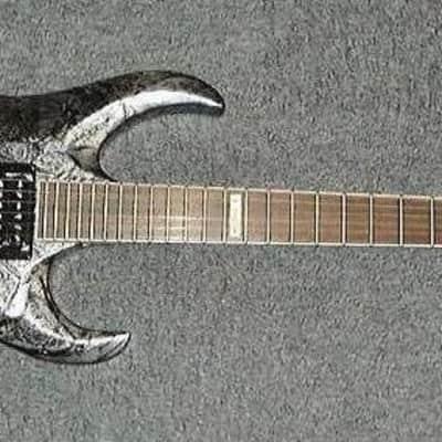 Electric Guitar Cort X-Custom Mystic Ice Crazer for sale