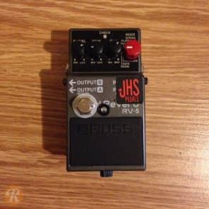 """JHS Boss RV-5 Reverb w/ """"Dual Mode"""" Mod"""