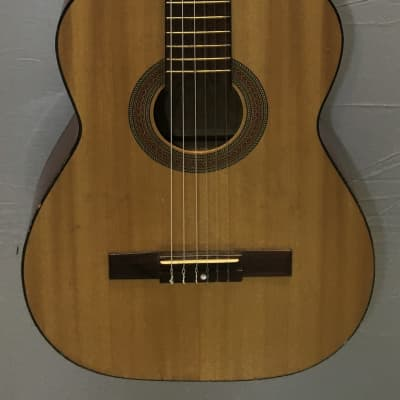 Segovia 1960-1970's Japan Classical guitar, small body for sale