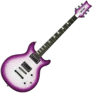 DAISY ROCK ELITE VENUS ELECTRIC GUITAR - VIOLET BURST for sale