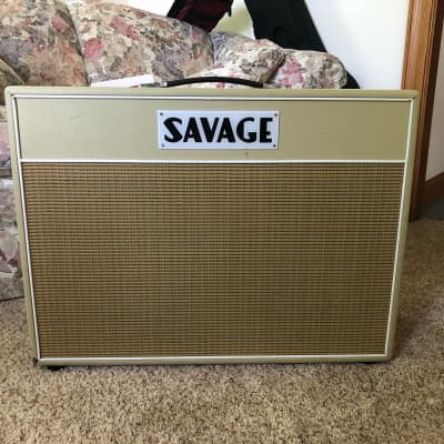 Savage Audio Extension Cab 2x12 2012 Blonde for sale