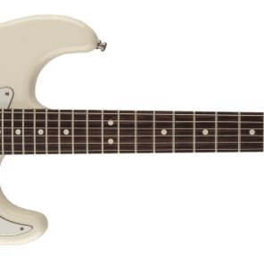 Fender Jeff Beck Stratocaster, Rosewood Fingerboard, Olympic White 717669140748 for sale
