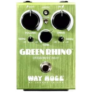 Way Huge WHE207 Green Rhino Overdrive MkIV