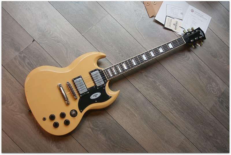 "maybach ""albatroz '65-2 tv yellow aged"" 