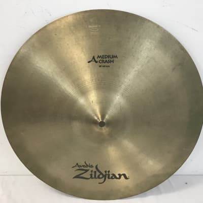 "Zildjian 18"" Avedis Medium Crash Cymbal"