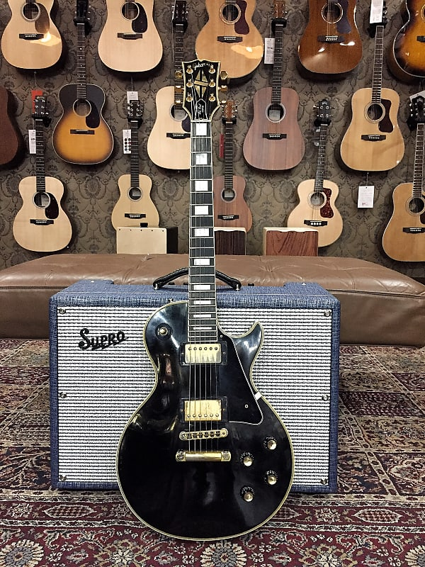 Gibson Les Paul Custom 1976 Black Beauty | ROCKBOX
