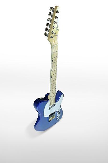 dream studios twang guitar blue boy burst reverb. Black Bedroom Furniture Sets. Home Design Ideas