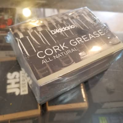 D'Addario Natural Cork Grease DCRKGR12
