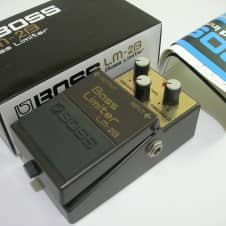 Boss LM-2B Bass Limiter Made in Taiwan 1991