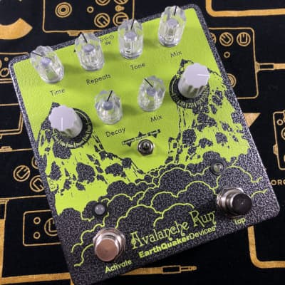 Earthquaker Devices Avalanche Run Limited Edition for sale