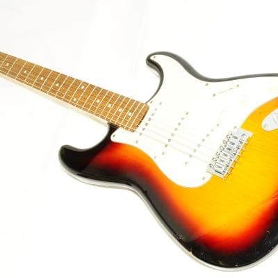 Fernandes Sunburst Electric Guitar Ref No 2152 for sale