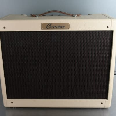 2020 Germino Tweed Deluxe Cream Levant/Oxblood Grill for sale