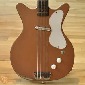 Danelectro Shorthorn Bass 3412 Copper