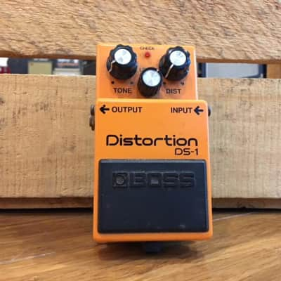 SECONDHAND BOSS DS-1 Distortion for sale
