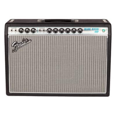 Fender Vintage Modified '68 Custom Deluxe Reverb Silverface