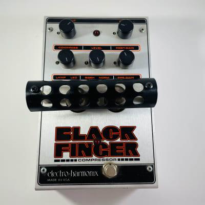 Electro-Harmonix Black Finger Compressor *Sustainably Shipped*