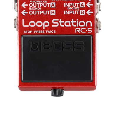 Boss RC-5 Loop Station Compact Recorder