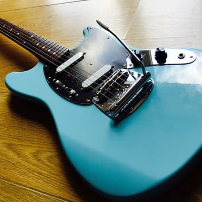 Fender Mustang '69 Reissue 2010-11 Sonic Blue for sale