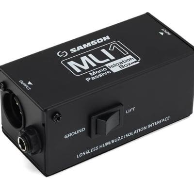 Samson MLI1 Line Level Passive Isolation Box