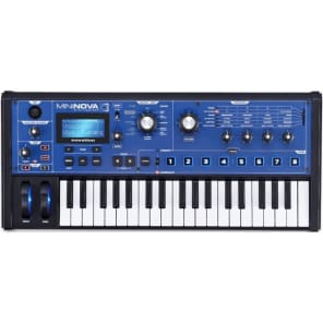 Novation MiniNova Synth Polifonico con Vocoder e Scheda Audio