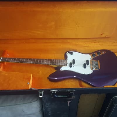 Fender  Electric XII 12 String Guitar 1966 Burgundy Mist for sale