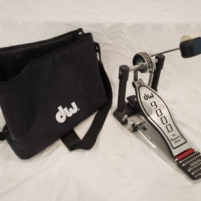 DW 9000 Single Bass Drum Pedal W/ Bag