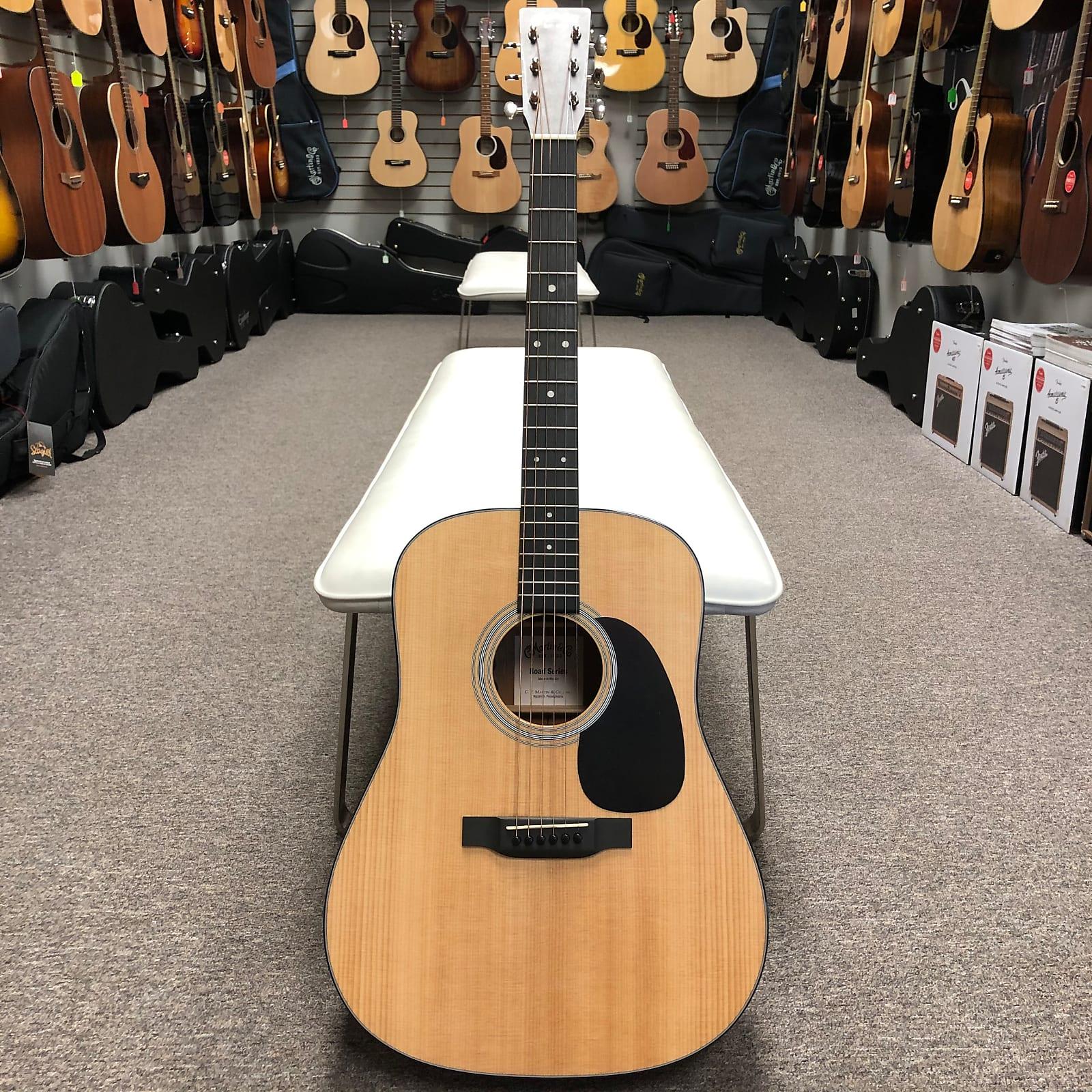 Martin D-12E Acoustic/Electric Guitar w/ Gig Bag