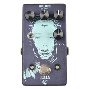 NEW! Walrus Audio Julia Chorus/Vibrato Blue FREE SHIPPING!
