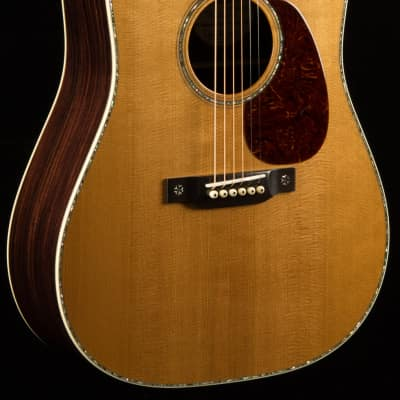 Bourgeois D-42 Aged Tone Adirondack Spruce and Indian Rosewood NEW