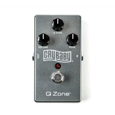 Dunlop QZ1 QZone Cry Baby Fixed Wah