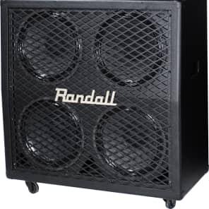 """Randall RD412A-D Diavlo 260-Watt 4x12"""" Slant Guitar Speaker Cabinet"""