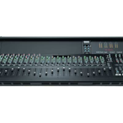 Solid State Logic XL-Desk   24x8x2 Mixing Console (Unloaded)   Pro Audio LA