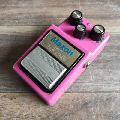 1983 Maxon AD-9 Analog Delay MIJ Japan Effects Pedal for sale