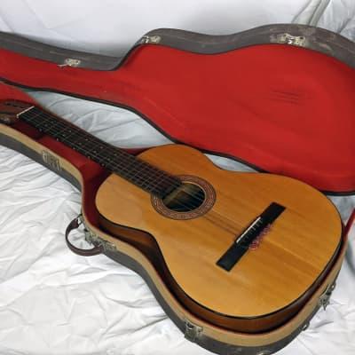 Vintage La Valenciana Model 101 Classical Acoustic Guitar - Solid Wood - 1976 for sale