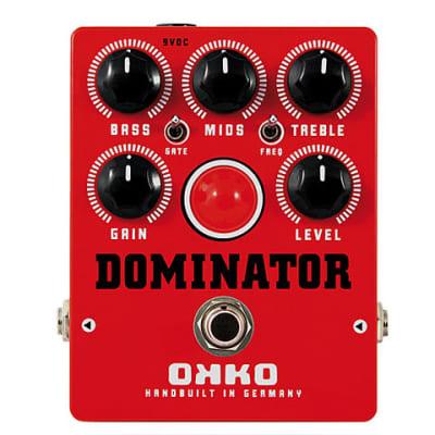 OKKO Dominator MKII / RED/ DEMO for sale