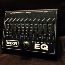 MXR 10 Band Graphic Equalizer