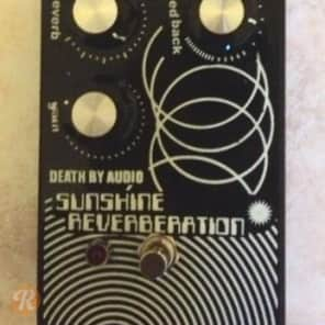 Death By Audio Sunshine Reverberation 2013