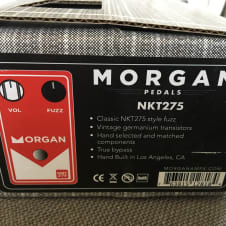 Morgan Amplification NKT275