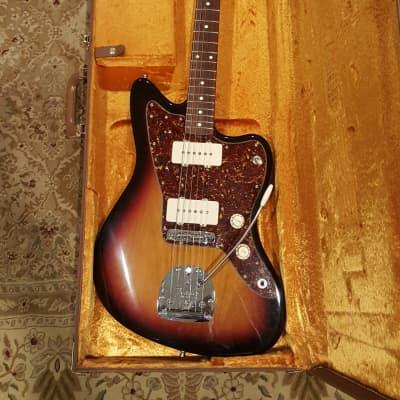 2005 Fender American Vintage AVRI '62 Jazzmaster Sunburst for sale