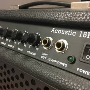 Johnson Acoustic 15R for sale