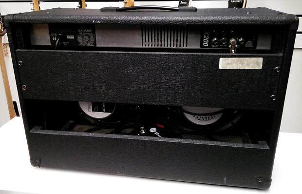 carvin sx 200 100 watt 2x12 guitar combo amplifier amp w reverb. Black Bedroom Furniture Sets. Home Design Ideas