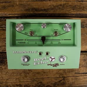 Danelectro DTE-1 Reel Echo Tape Simulator Pedal