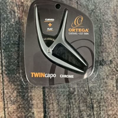 Ortega TWCAPO-CR Twin Capo - Chrome for sale