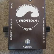 Vintage PAiA Motion Envelope Follower 5720 Filter Auto Wah Effect Pedal RARE