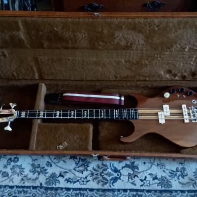 Kramer DMZ 5000 Bass w /Aluminum Neck OHSC for sale